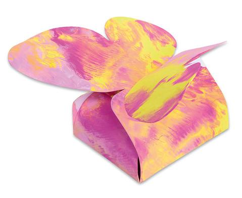 Geschenkbox in Schmetterlingsoptik  12 Stueck-1