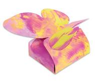 Geschenkbox in Schmetterlingsoptik , 12 Stück.