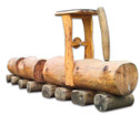 Holz-Lokomotive Jimmy-1