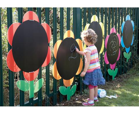 Blumen-Tafeln fuer In- und Outdoor 5er-Set-3