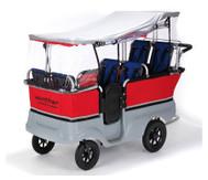 6er-Regenschutz für Kinderbus