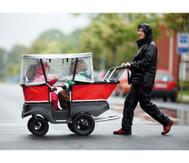 4er-Regenschutz für Kinderbus