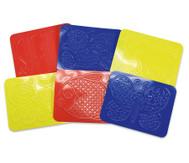 Rubbelplatten Kindermotive 6 Stück