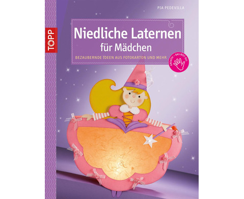 Niedliche Laternen fuer Maedchen-1