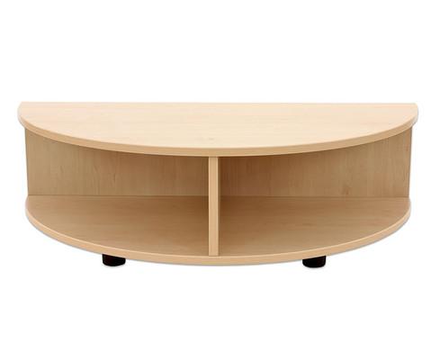 Sitzbank - halbrund-1