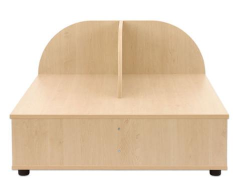 Sitzbank mit Rueckenlehne-4