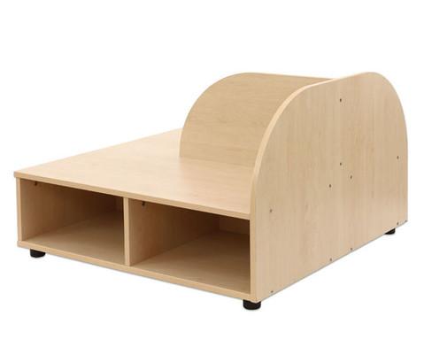 Sitzbank mit Rueckenlehne-5