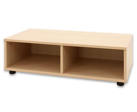 Sitzbank - rechteckig