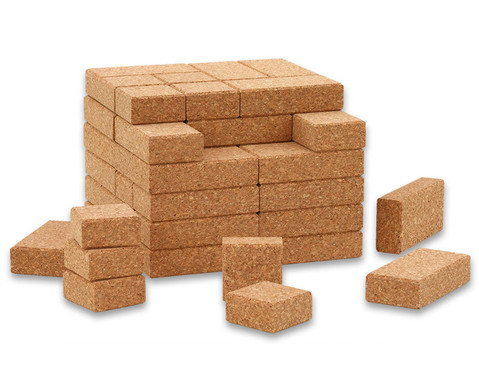 Bausteine aus Kork-1