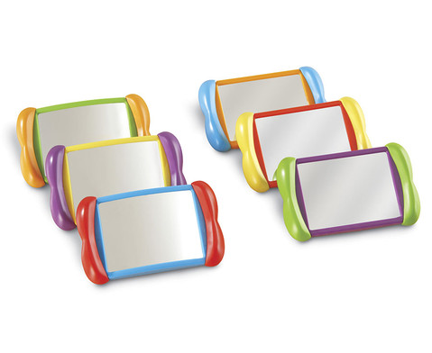 Hand-Spiegel-Set - 6 Stueck