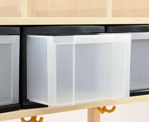 Krippen-Komplett-Garderobe 3 Boxen-3