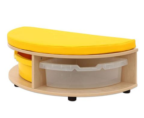 Maddox Sitzkombination 1 gelbe Sitzmatten-7