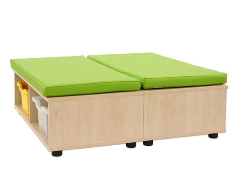 Maddox Sitzkombination 11 gruenen Sitzmatten-3
