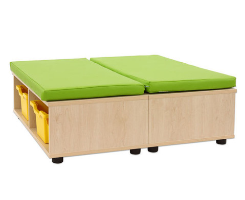 Maddox Sitzkombination 11 gruenen Sitzmatten-7