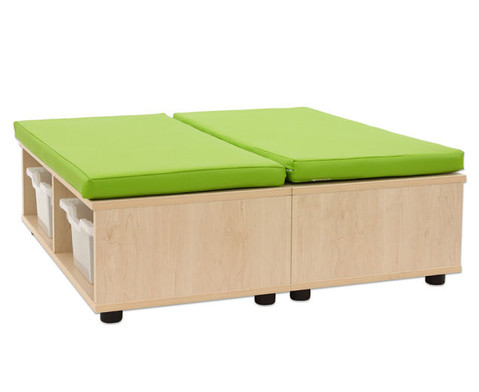Maddox Sitzkombination 11 gruenen Sitzmatten-5