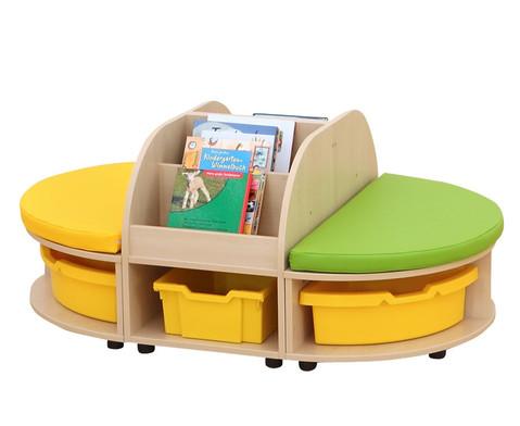 Maddox Sitzkombination 2 gemischte Sitzmatten-3