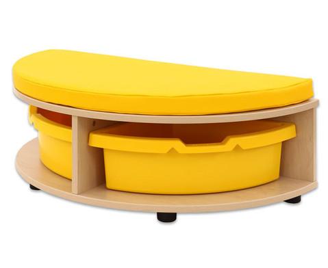 Maddox Sitzkombination 2 gemischte Sitzmatten-4