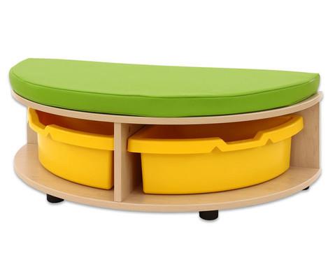 Maddox Sitzkombination 2 gemischte Sitzmatten-5