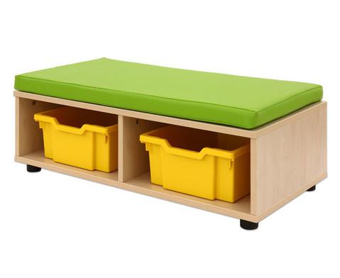 Maddox Sitzkombination 3 gemischte Sitzmatten-8