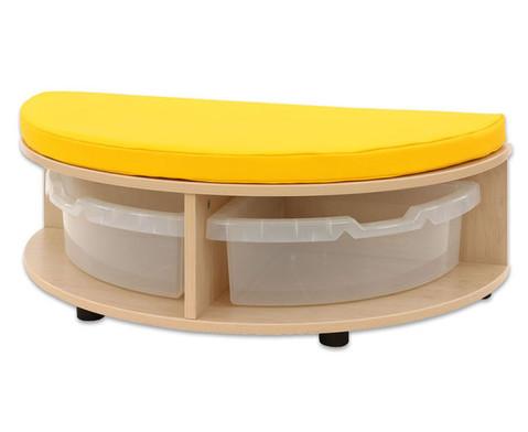Maddox Sitzkombination 3 gemischte Sitzmatten-3