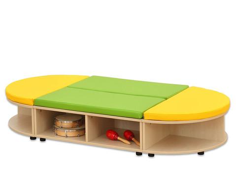 Maddox Sitzkombination 3 ohne Boxen-10