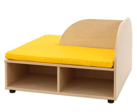 Maddox Sitzkombination 4 - Sitzbank oval ohne Boxen-3