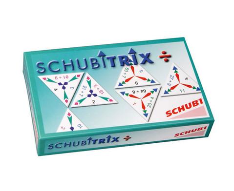 SCHUBITRIX - Division bis 100-1