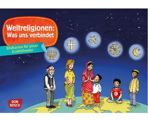 Bilderkarten  Weltreligion Was uns verbindet