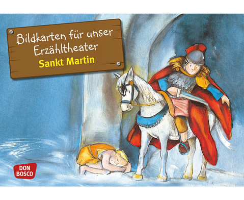 Bilderkarten  Sankt Martin
