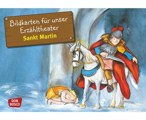 Bildkarten Sankt Martin