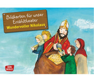 Bilderkarten – Wundervoller Nikolaus