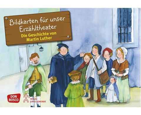 Bilderkarten Die Geschichten von Martin Luther