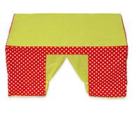 Tischzelt, rot