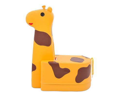 Soft- Sitzer Giraffe-2