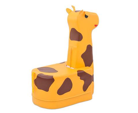 Soft- Sitzer Giraffe-3