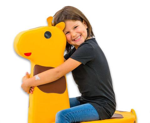 Soft- Sitzer Giraffe-4