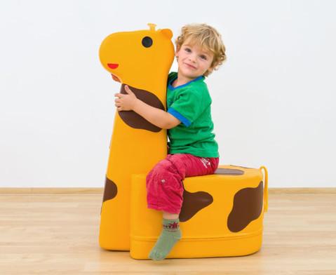 Soft- Sitzer Giraffe-5