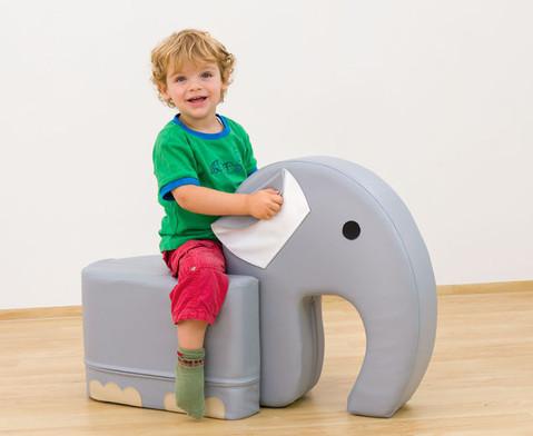 Soft-Sitzer Elefant-4