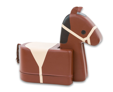 Soft- Sitzer Pferd-1