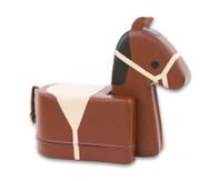 Soft- Sitzer: Pferd