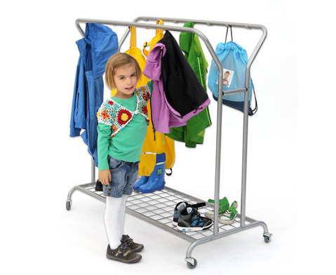 Fahrbare Garderobe-4
