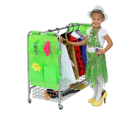 Mobile Kinder- Garderobe-2