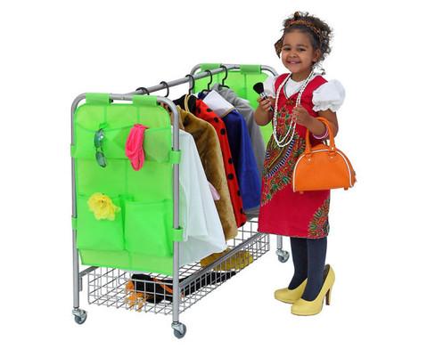 Mobile Kinder- Garderobe-3