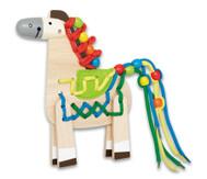 Fädelspiel Pony