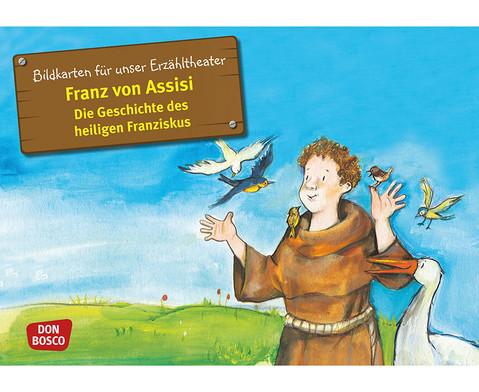 Bildkarten  Die Geschichten des heiligen Franziskus-1