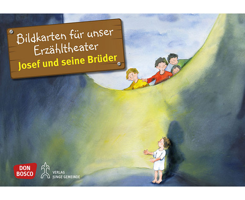 Bildkarten  Josef und seine Brueder-1