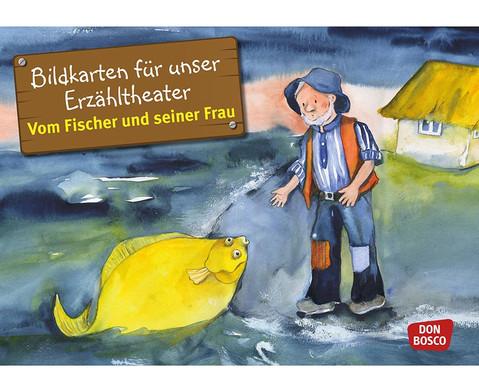 Bildkarten  Vom Fischer und seiner Frau-1