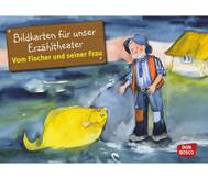 Bildkarten – Vom Fischer und seiner Frau