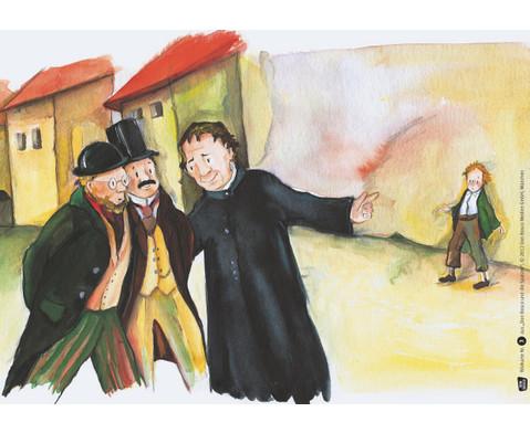 Bildkarten  Don Bosco und die Spatzen-2