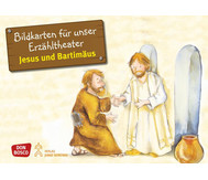 Jesus und Bartimäus